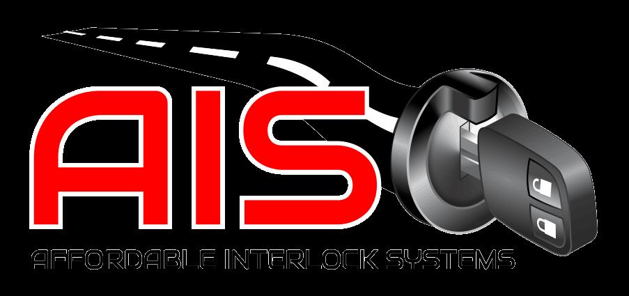 AIS (Affordable Interlock Systems, alcohol interlock system logo