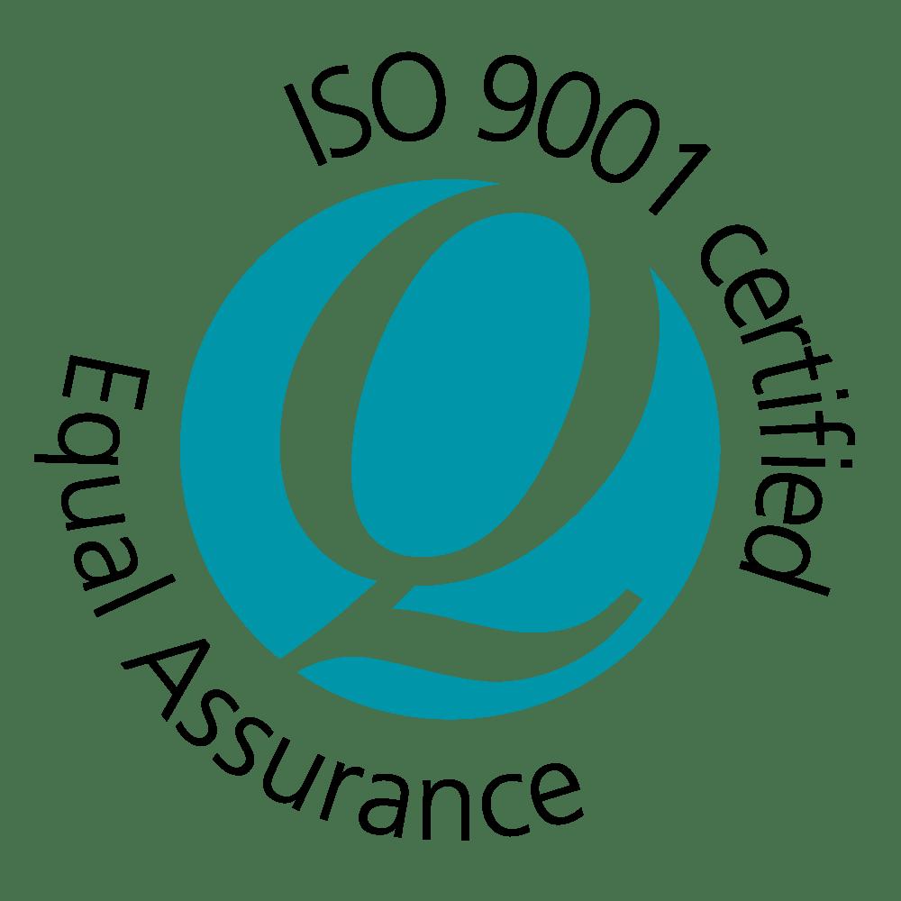 Q-Mark ISO 9001 logo